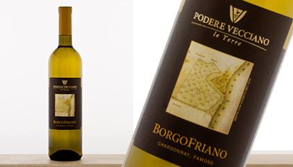 BorgoFriano Chardonnay - Podere Vecciano