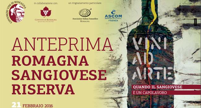 2016 Vini ad Arte - Faenza