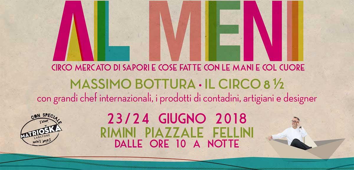 Al Meni 2018 Rimini